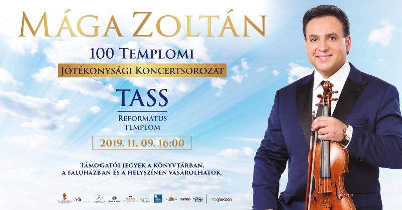 Mága Zoltán Jótékonysági Koncert